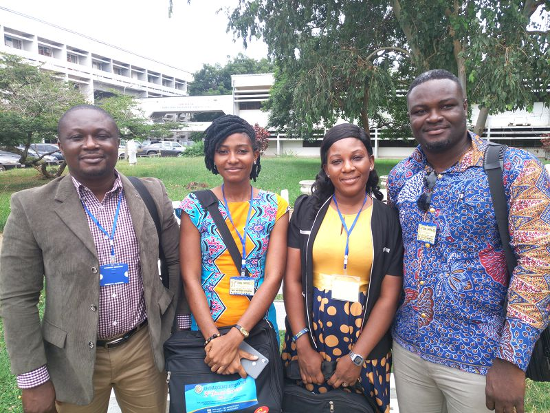 RELAB attend Ghana Science Association Conference 2019